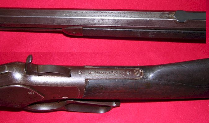 Winchester 1873 thru 1886 - Welcome to Wisner's, obsolete gun parts.