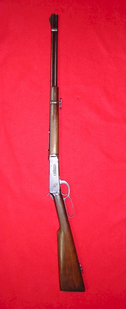 sold a nice pre 64 winchester 1894 with serial number